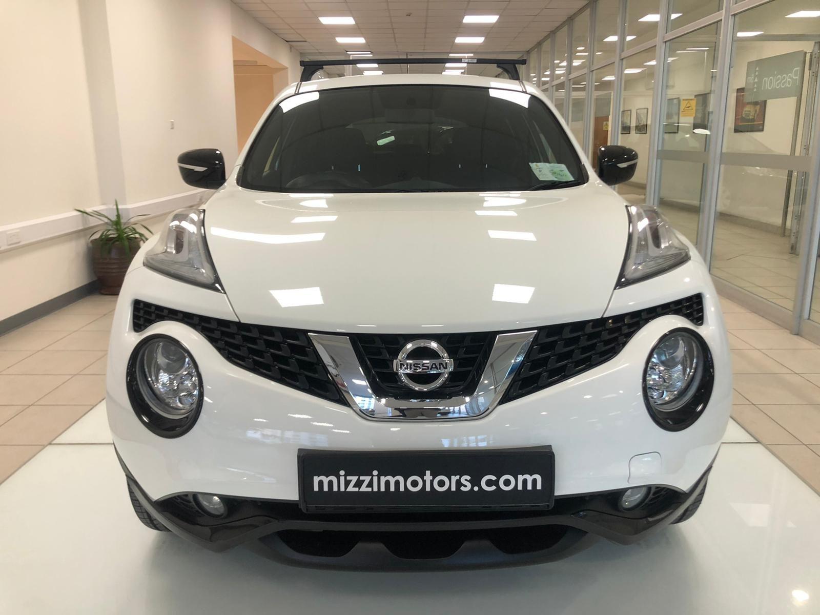 Nissan Juke 1.5 Acenta Plus